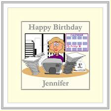 humorous birthday cards for women