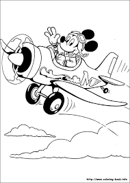 208 mickey u0027s coloring pages images coloring