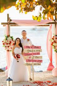 Blush Pink Decor by Blush Pink Wedding Beach Directional Sign Rustic Chic Wedding