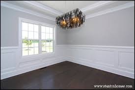 Ways To Wainscote Wainscoting Ideas Wainscoting And Room - Dining rooms with wainscoting