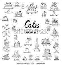 vector illustration happy birthday badge set stock vector