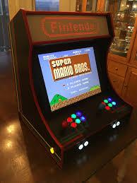 how to make an arcade cabinet introducing the fintendo my bartop arcade build