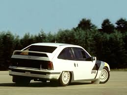 opel kadett 1960 opel kadett rallye 4x4 gr b 1985 u2013 old concept cars