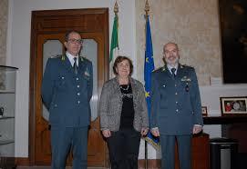 gdf si e social il prefetto di napoli pagano in visita al comando interregionale gdf