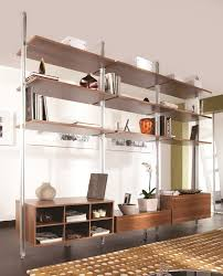 Modern Bedroom Wall Unit Ikea Stolmen For A Contemporary Bedroom With A Room Divider And