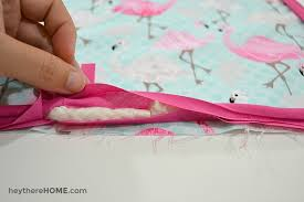How To Sew Piping For Upholstery How To Sew A Pillow Cover With Piping The Easy Way