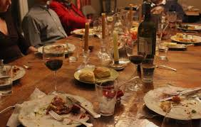 thanksgiving meal 2014 the thanksgiving meal the solidarity of a sacred and ritualized