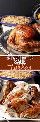 browned butter turkey the speckled palate