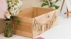 wedding card box sayings 23 wedding card box ideas shutterfly