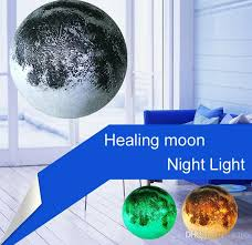 Bedroom Wall Lamp by Best Moon In My Room Healing Moon Night Light Bedroom Wall Lamp