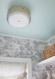 the power of painted ceilings the holliday collective