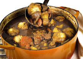 traditional british beef stew and dumplings recipe