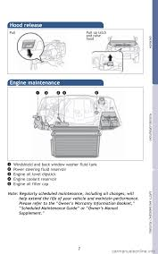 toyota fj cruiser 2008 1 g quick reference guide