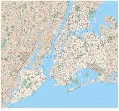 Malone Ny Map Road Map New York New York City Ny Map Within Road Nyc Creatop