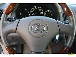 lexus rx300 model 2003 2003 lexus rx 300 awd ivory steering wheel photo 39680247