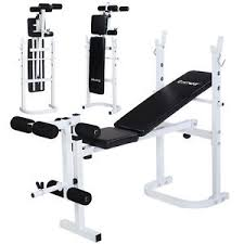 Weider Pro 240 Weight Bench Olympic Weight Bench Ebay