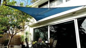Sail Canopy Awning Coolaroo Shade Sail Installation Overview Youtube