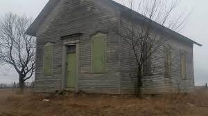abandoned one room house romeo mi youtube