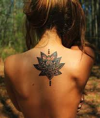 Tattoo Ideas For Back Of Neck Top 25 Best Back Tattoos For Women Ideas On Pinterest Spine