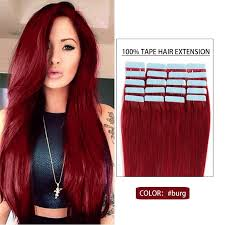 18 inch hair extensions 18 inch burg 20s in remy human hair extensions buy