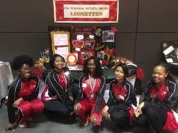 yates alumni fundraiser by valerie clouser yates hs lionette officers