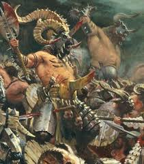 Orc Rule 34 - the fantasy tome race beastmen