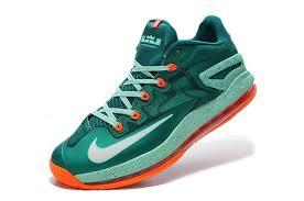black friday basketball shoes basketball shoes cheap nike lebron 11 low neon green crimson air