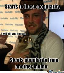 Scumbag Meme - scumbag steve plus grumpy cat by sinestro meme center