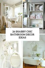 bathroom set ideas shabby chic bathroom decor epicfy co