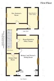 221b baker street floor plan the large airy sitting room law offices of greg enos