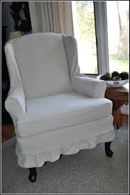 chair slipcovers canada wing chair slipcovers back wingback on sale canada with separate