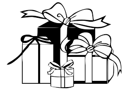 coloring pictures of christmas presents coloring page christmas presents img 23935