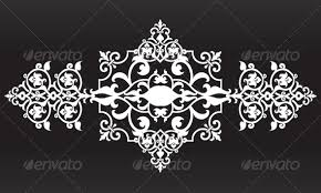 islamic ornament ferforge by dalemo graphicriver