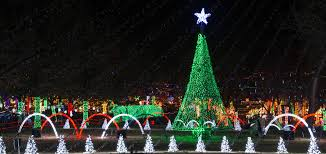 Christmas Lights In Okc Winter Holidays Travelok Com Oklahoma U0027s Official Travel