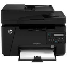 Muito Multifuncional HP LaserJet Pro MFP M127fn com ePrint - Impressora  @JG74