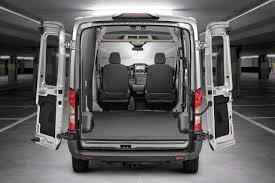 ford transit 350 ecoboost review