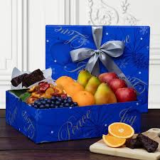 hanukkah gift baskets hanukkah gift box the fruit company