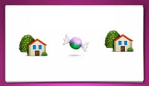 house emoji guess the emoji house candy and house answers