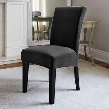 gray chair covers best black dining room chair covers photos liltigertoo