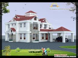 Luxury Home Design Kerala House Elevation 3239 Sq Ft Kerala Home Design And Floor Plans