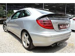 mercedes c230 mercedes c230 2001 2 3 in selangor automatic sedan silver for