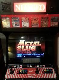 Neo Geo Arcade Cabinet Neo Geo Mvs 6 Arcade Restoration Tour Arcade Collectors World