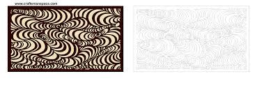 japanese water stencil pattern