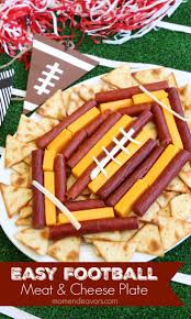 cuisine az frigo easy football cheese tray