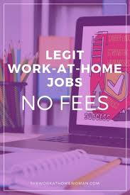 Design Works At Home Work At Home Jobs No Fees