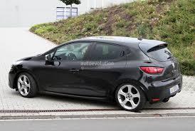 renault 12 gordini spyshots renault clio gordini gt with 1 2 tce 140 hp