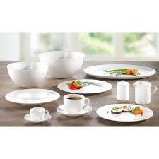 vaisselle petit dejeuner vaisselle en porcelaine bone china à table pas cher