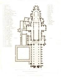 canterbury cathedral floor plan canterbury cathedral plan the gothic spirit the fall of the house