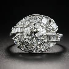 antique and vintage diamond engagement rings lang antiques