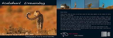 setting the table book kalahari dreaming books bernd wasiolka wildlife photography